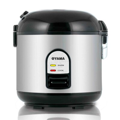 Rice Cooker, Warmer and Steamer by Oyama