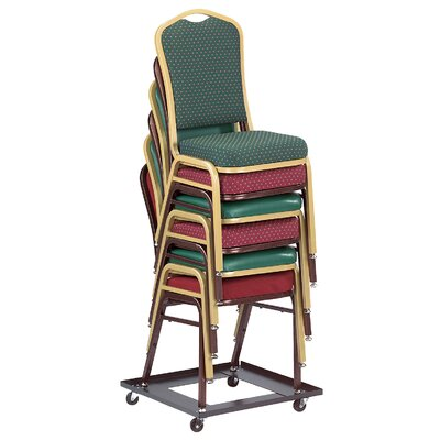 "National Public Seating 5.75"" x 22.75"" x 23.5"" Stacking Chair Dolly"