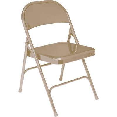 National Public Seating 50 Series Steel Folding Chair
