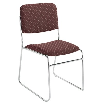 National Public Seating 8600 Series Armless Signature Stack Chair