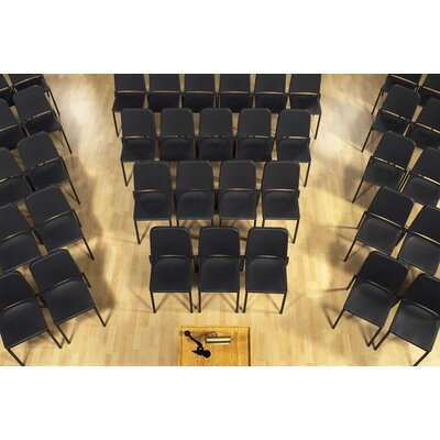 National Public Seating Melody Armless Stacking Chair