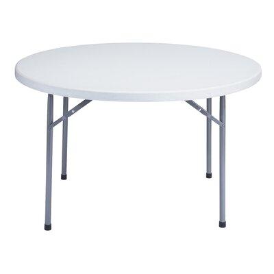 "National Public Seating 48"" Round Folding Table"