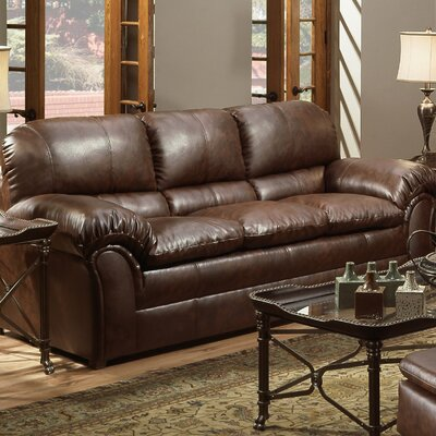 Simmons Upholstery UFI2640 Geneva Sofa