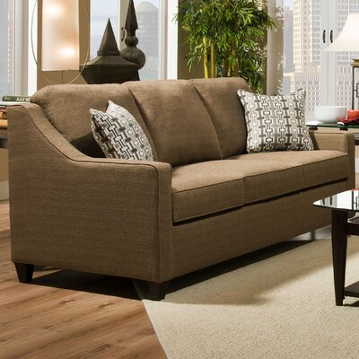 Mover Hide-A-Bed Convertible Sofa by Simmons Upholstery