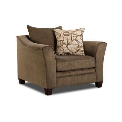 Kalispell Arm Chair by Simmons Upholstery