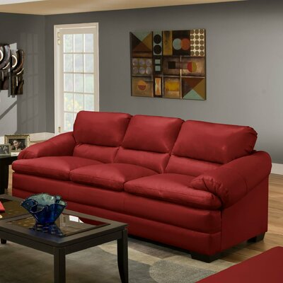 Simmons Upholstery UFI3231 Coach Sofa