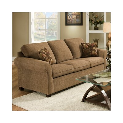 Simmons Upholstery Santa Fe Queen Hide A Bed Sleeper Sofa ...