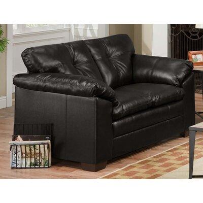 Simmons Upholstery UFI1639 Sebring Loveseat
