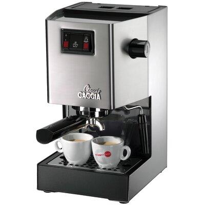 Classic Semi-Automatic Espresso Machine by Gaggia