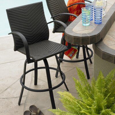 "The Outdoor GreatRoom Company Naples 29"" Bar Stool"