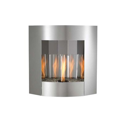The Outdoor GreatRoom Company Crystal Gel Fuel Fireplace