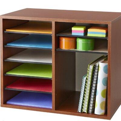 Safco Products Company Adjustable Literature Organizer