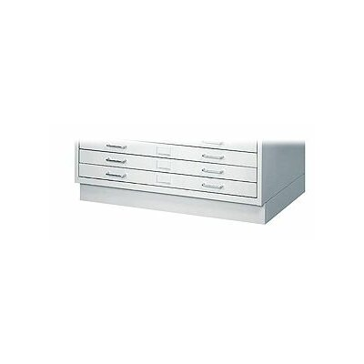 Safco Products Company Facil Flat File Closed Base