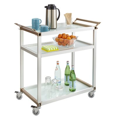 Refreshment Book Cart by Safco Products