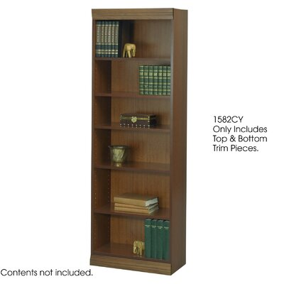 """Safco Products Company Trim Kit for WorkSpace Baby 24"""" Bookcase"""