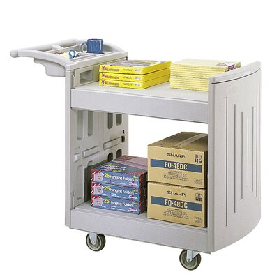 Safco Products Company Utility Cart