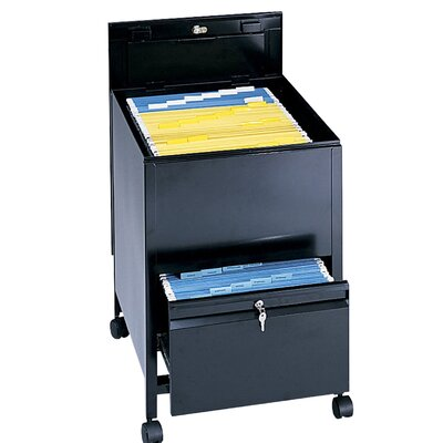 Safco Products Company Extra-Deep Locking Legal Tub File