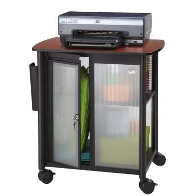 Safco Products Company Impromptu Personal Mobile Printer Stand