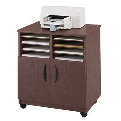 Safco Products Company Printer Stand
