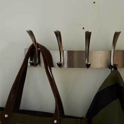 Metal Coat Rack by Safco Products