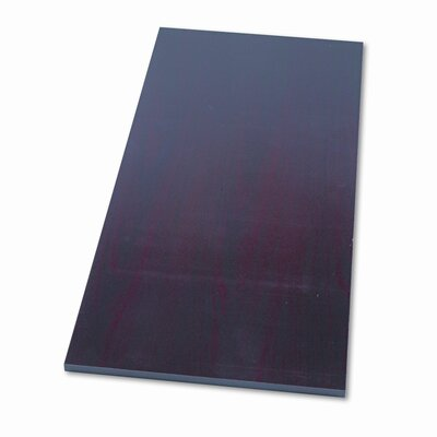 """Safco Products Company 0.75"""" x 42"""" Laminate Top for Lateral Files"""