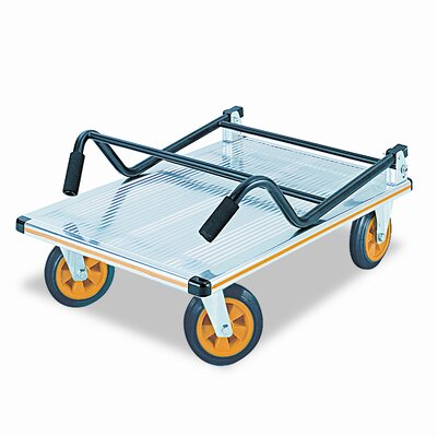 Safco Products Company Stow-Away Platform Dolly