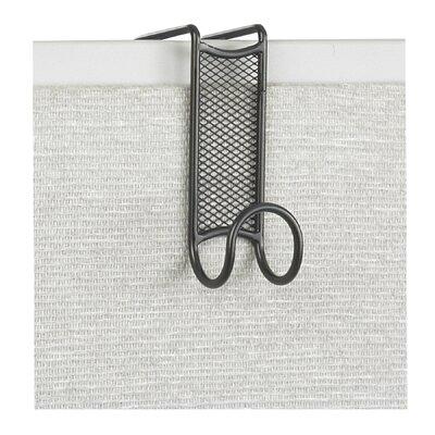 Safco Products Company Onyx Panel / Door Coat Hook