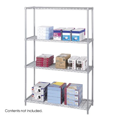 Safco Products Company Industrial Shelving Unit Starter