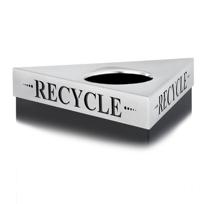 Safco Products Company Trifecta Waste Receptacle Lid
