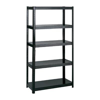 Safco Products Company Boltless 5 Shelf Shelving Unit Starter