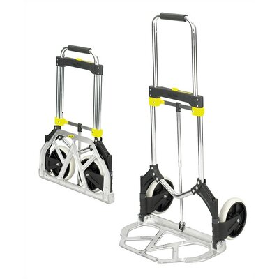 """Safco Products Company 29"""" x 19"""" x 17.75"""" Stow-Away Medium Hand Truck"""