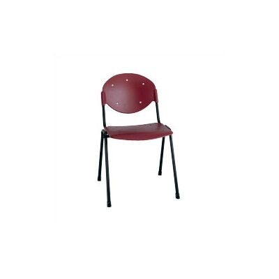 WorkSpace Opera Armless Stacking Chair by Safco Products