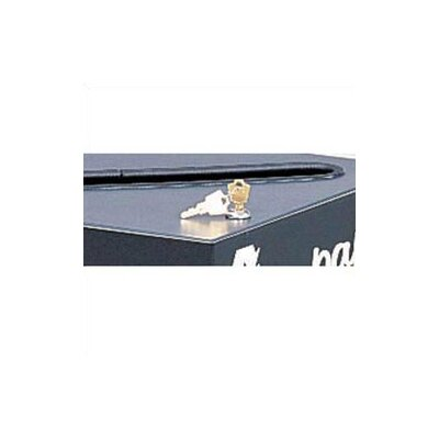 Safco Products Company Public Square 37-Gal Industrial Recycling Bin