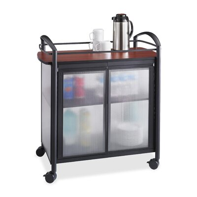 Refreshment Utility Cart by Safco Products