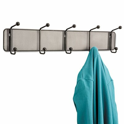 Onyx Mesh Coat Rack by Safco Products