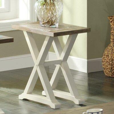Framingham Chairside Table by Riverside Furniture
