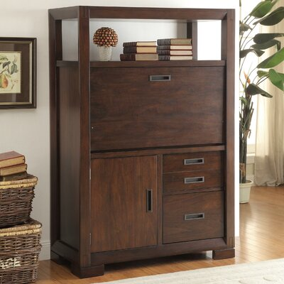 riverside furniture riata computer armoire reviews wayfair