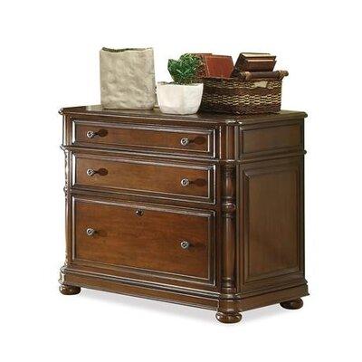Bristol Court 3-Drawer File Cabinet by Riverside Furniture