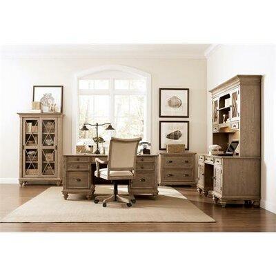 Riverside Furniture Coventry Standard 6-Piece Desk Office Suite