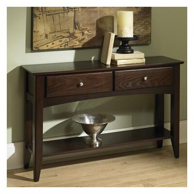 Metro II Console Table by Riverside Furniture