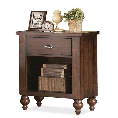 Riverside Furniture Castlewood 1 Drawer Nightstand