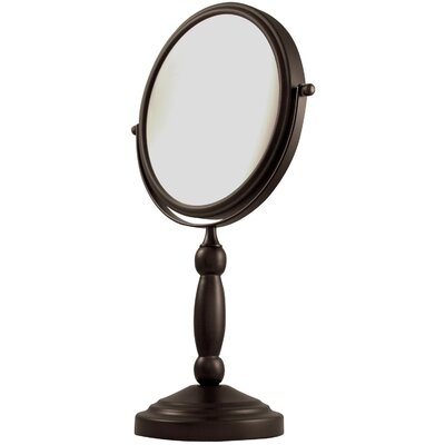 Two Sided 1X/10X Magnification Swivel Mirror by Zadro