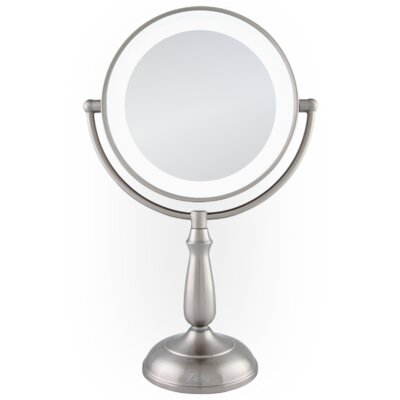 Vanity Mirror With Lights Reviews : Zadro Dimmable Touch Ultra Bright Dual-Sided LED Lighted Vanity Mirror & Reviews Wayfair
