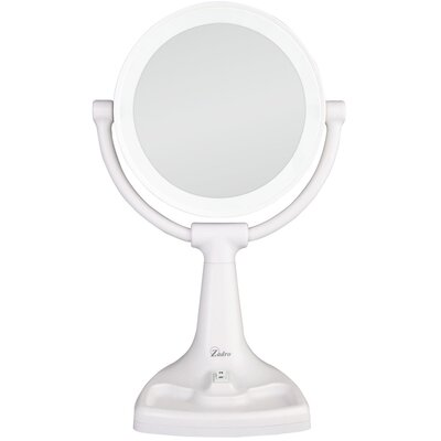 Max Bright Sunlight Vanity Mirror by Zadro
