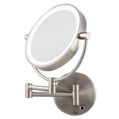 Zadro Next Generation 174 Cordless Led Lighted Wall Mount Mirror