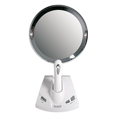 Power Zoom Vanity Mirror by Zadro