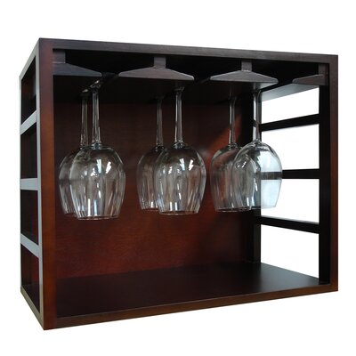 Epicureanist Stackable Tabletop Wine Glass Rack by Vinotemp