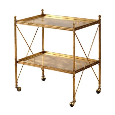 Dwellstudio chloe serving cart reviews wayfair - Dining room serving carts ...