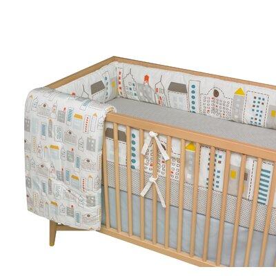 Dwellstudio Skyline Crib Bedding