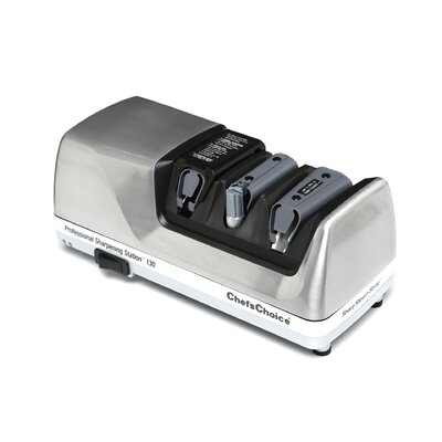 Professional Sharpening Station Diamond Coated Stainless Steel Electric Knife Sharpener by ...